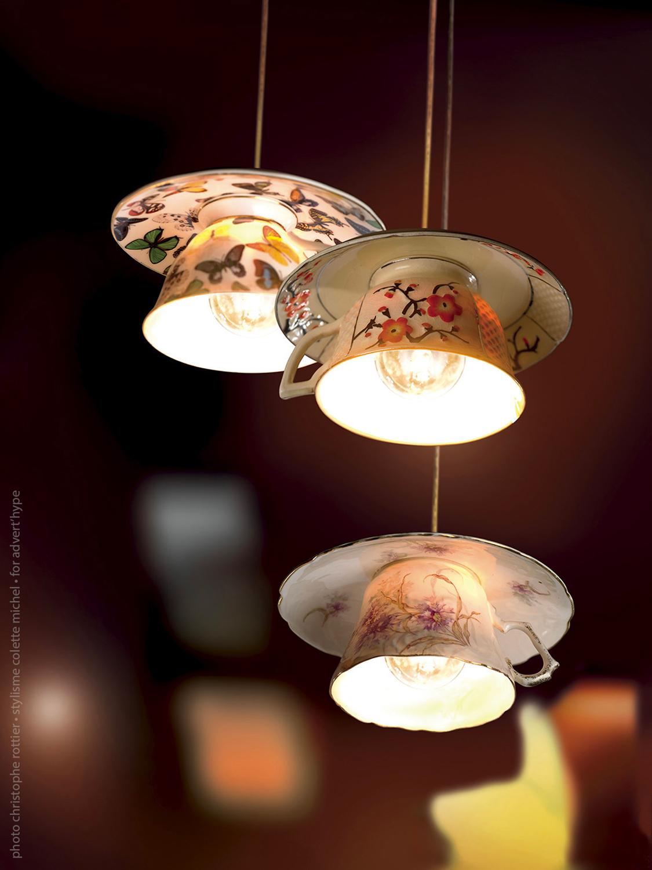 luminaires stylisme photo