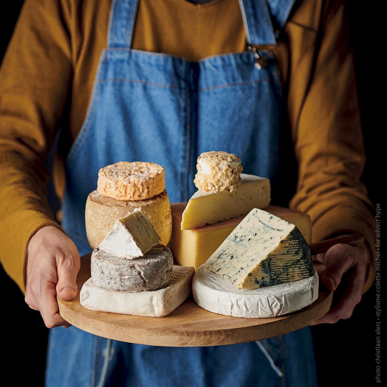 Plats de fromage, arts de la table 2020 -stylisme culinaire food
