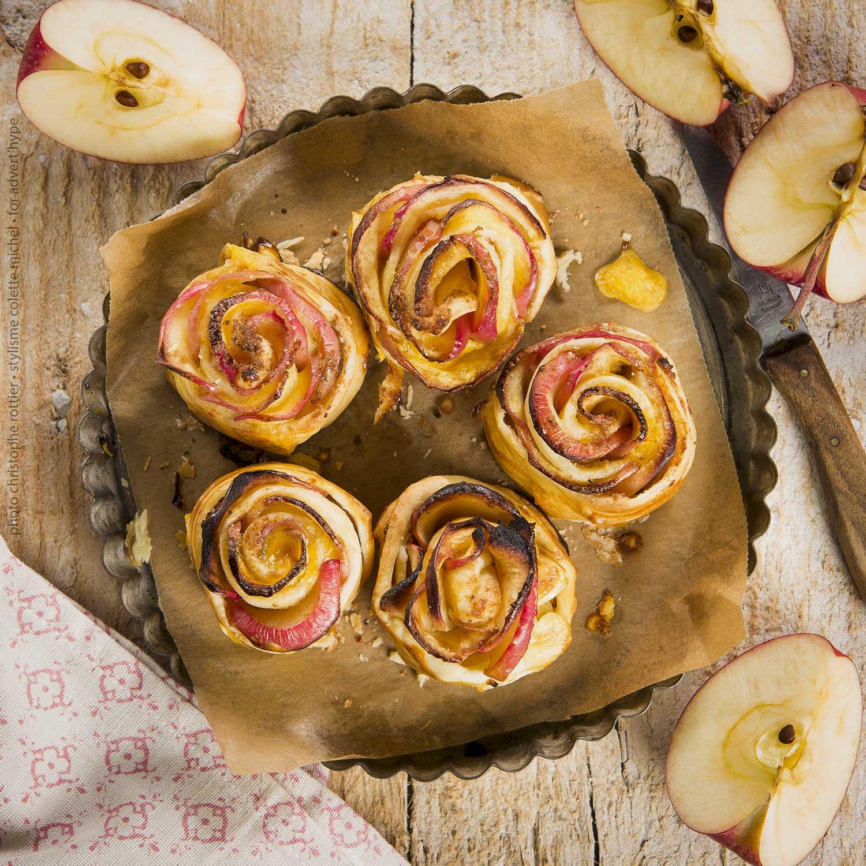 Meilleures idées stylisme recette 2020, tarte aux pommes