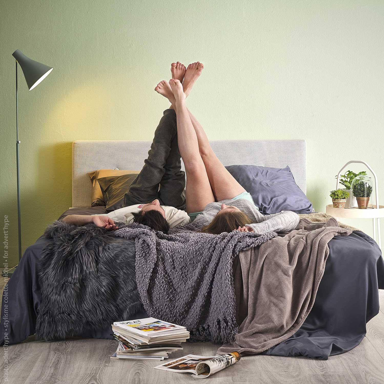 photo de lits – stylisme photos en déco