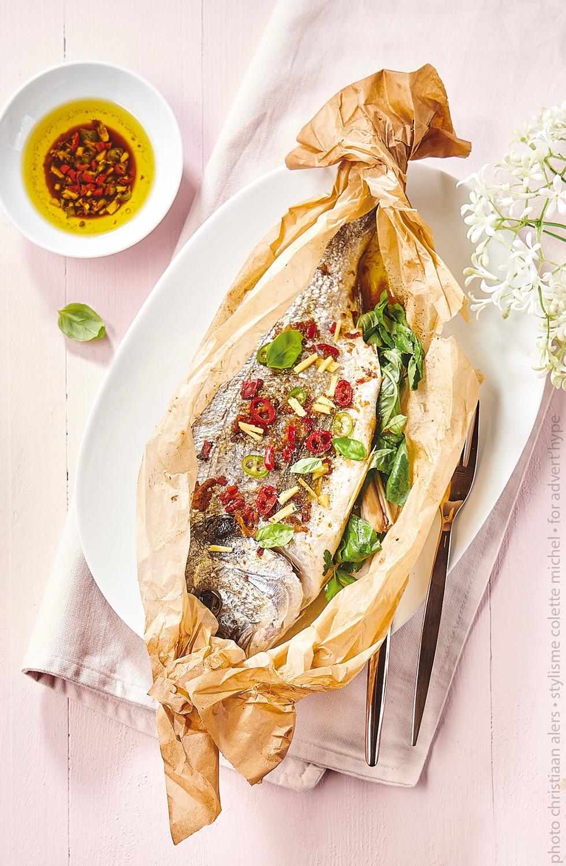 Dorade à la Thaï – Food
